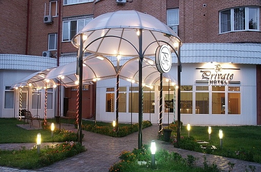 Private Hotel - Астрахань, проезд А. Гужвина, 6